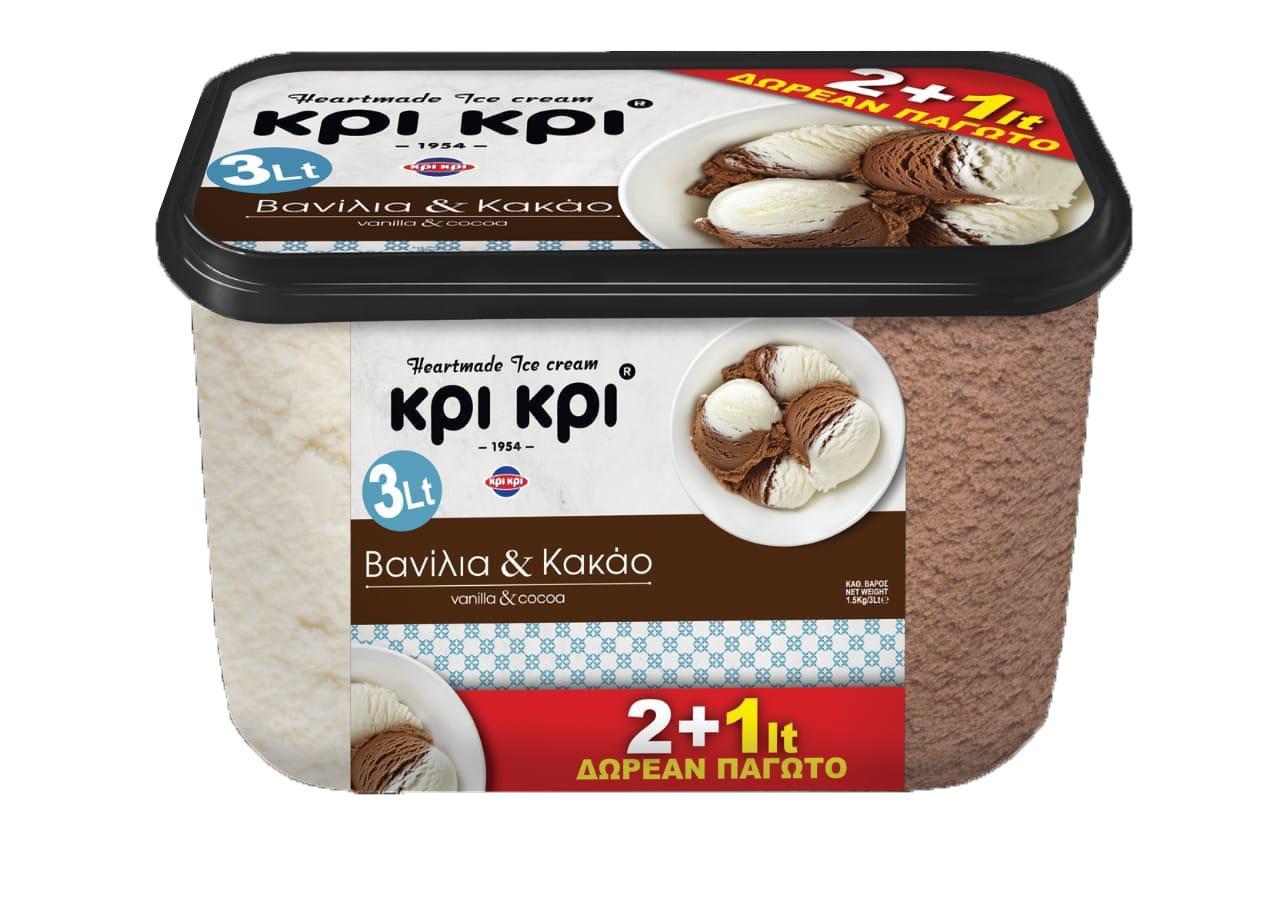 Kpi kpi vaniljekakao 3l